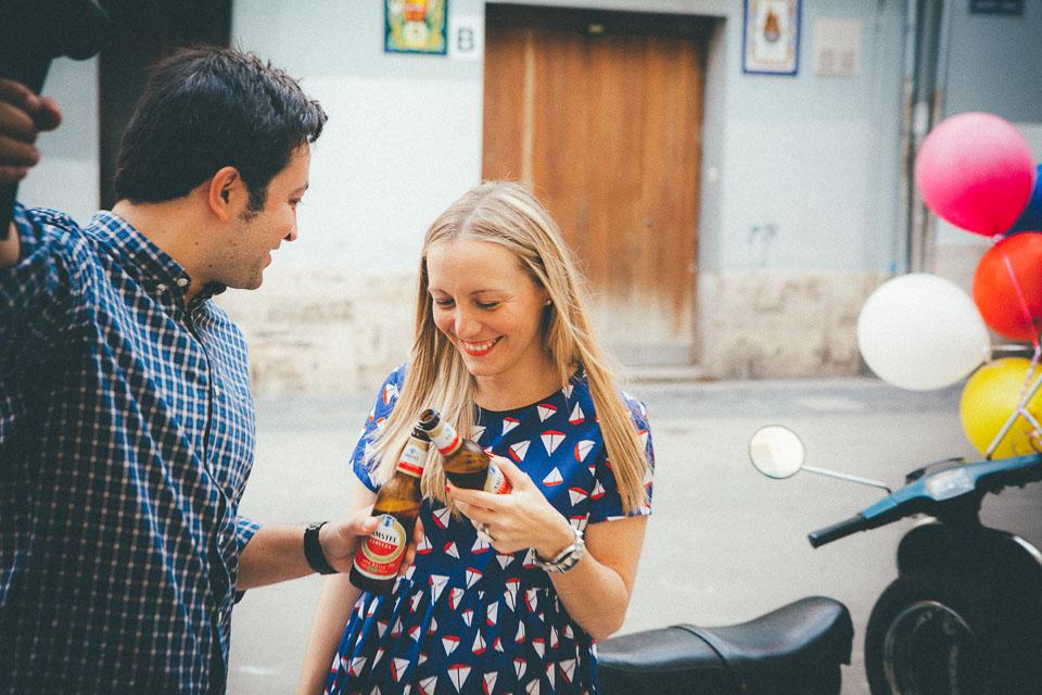 07 brindis con cerveza