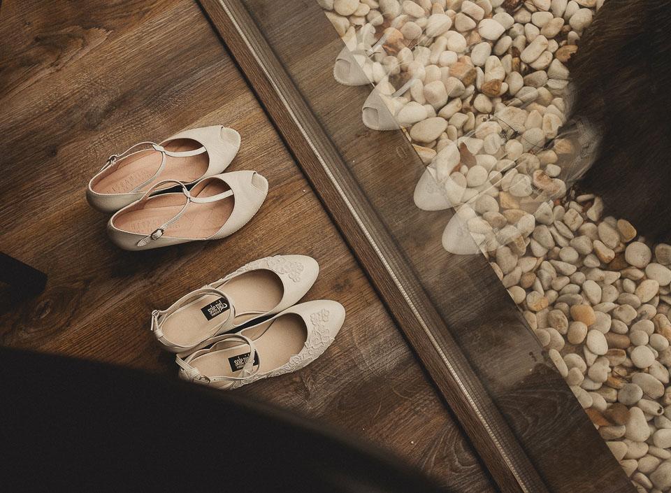 11 zapatos de las novias