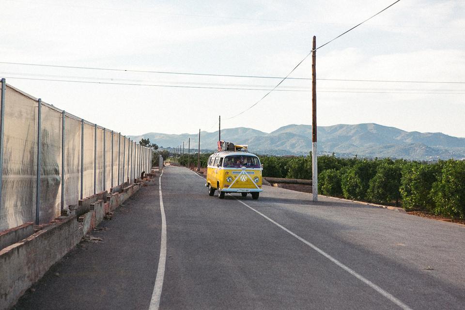 16 furgoneta vintage tours