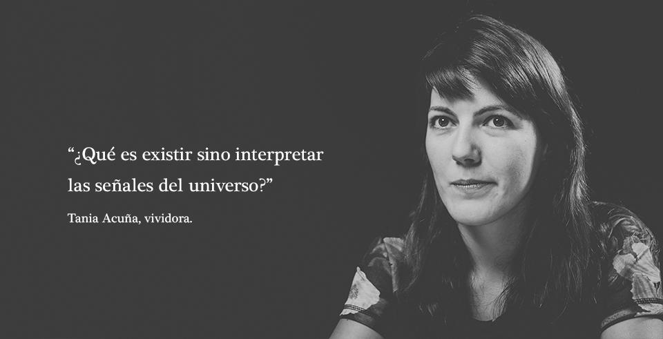 cita célebre Tania Acuña fandi_es