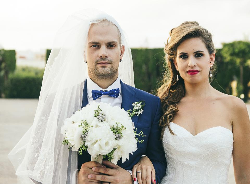 Reportaje de boda con mucho color