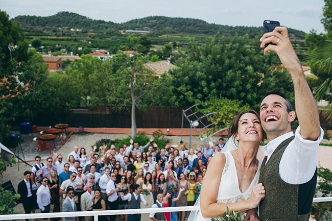 Una boda irlandesa en tierras valencianas