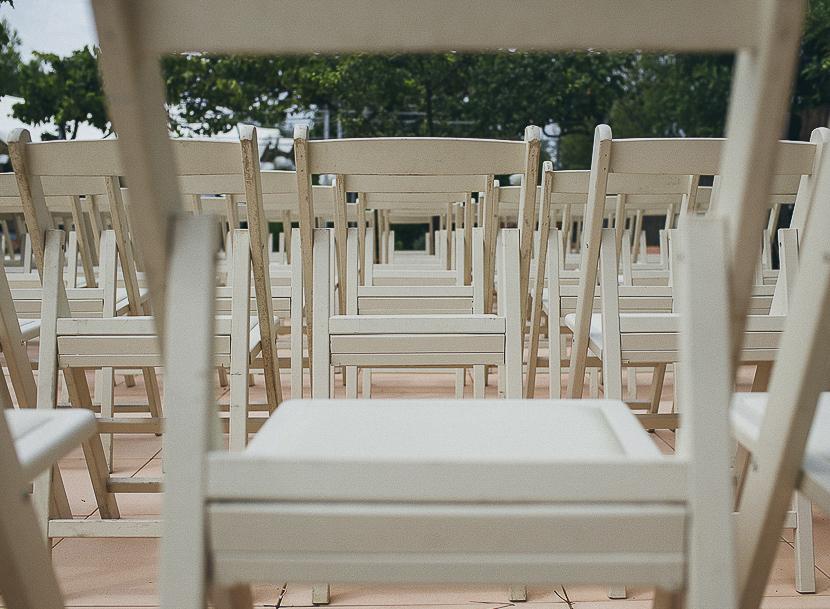 02 detalle sillas en boda