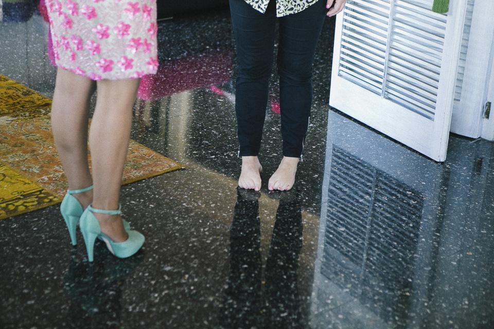 03 detalle de pies de novia