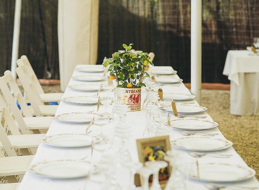 07 detalle de mesa en boda