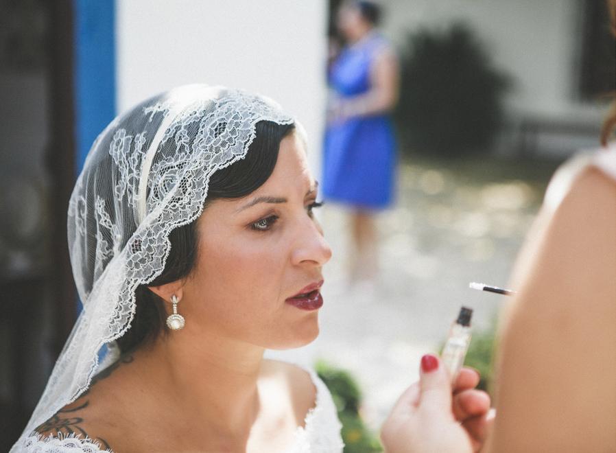 11 novia velo boda