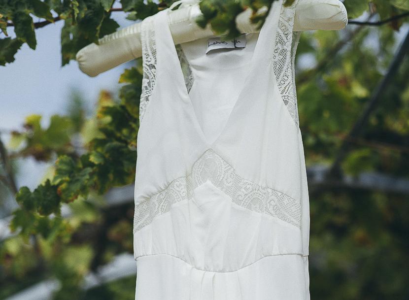 18 vestido de novia