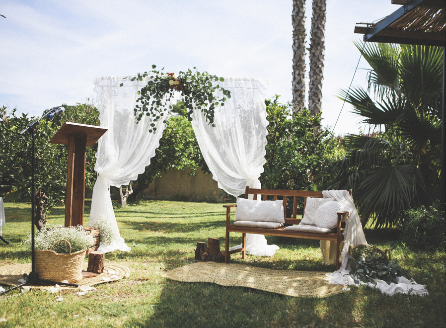 19 decoración boda fandi