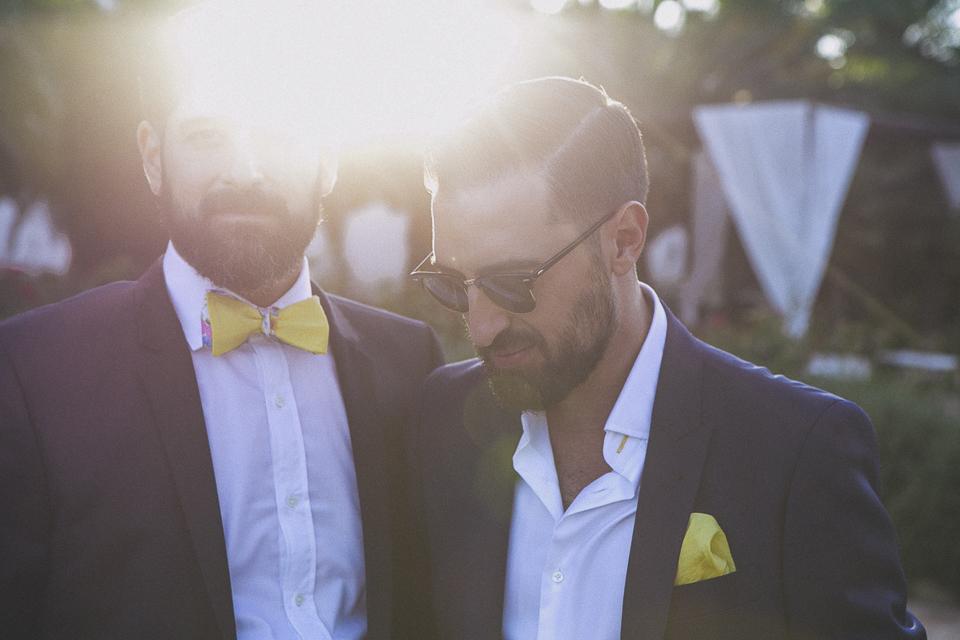 Una boda muy cercana