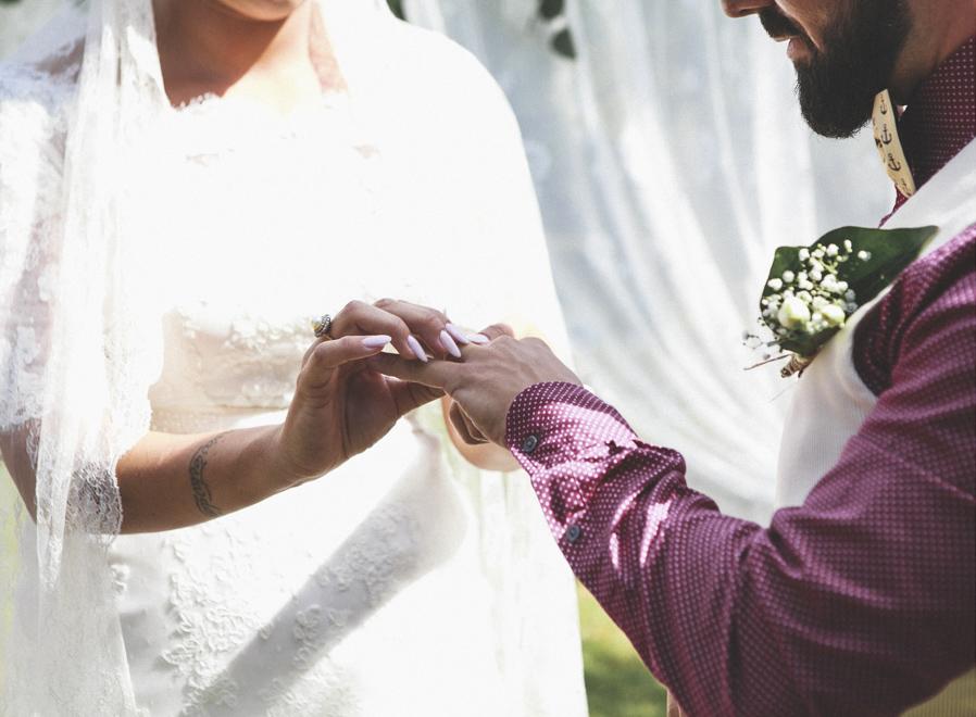 25 anillos novios ceremonia boda fandi