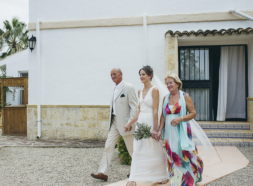 25 entrada de novia a boda