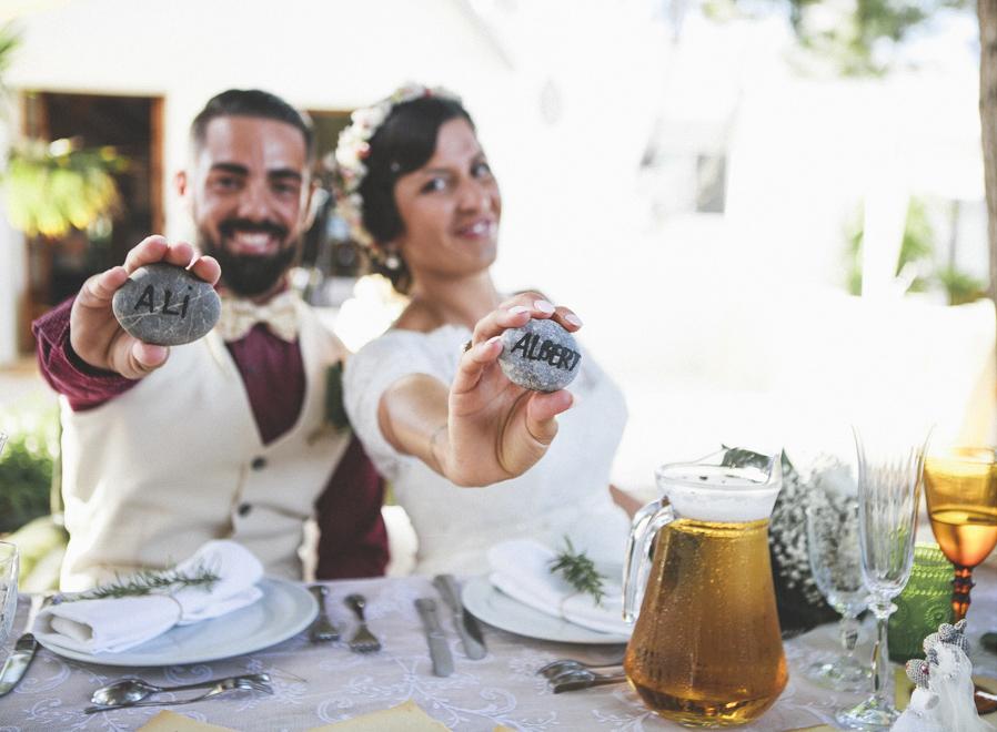 39 novios decoracion manos boda
