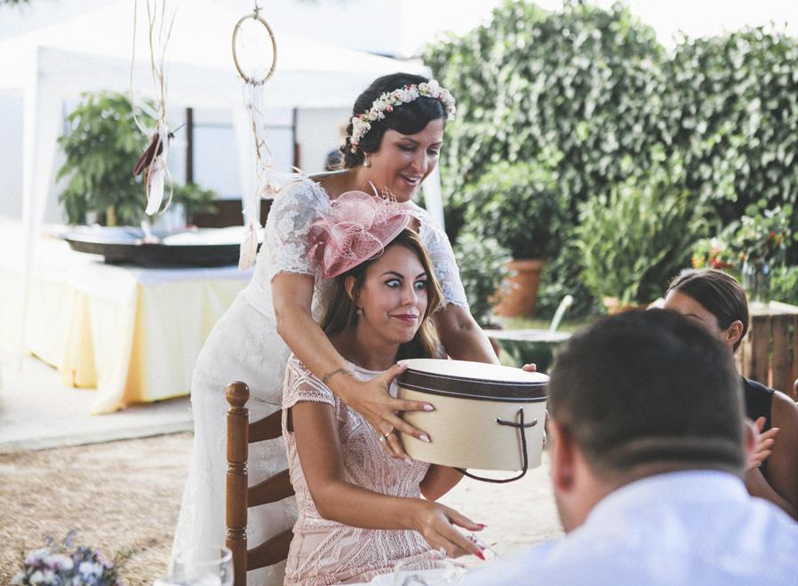 44 regalo amiga novia boda risas