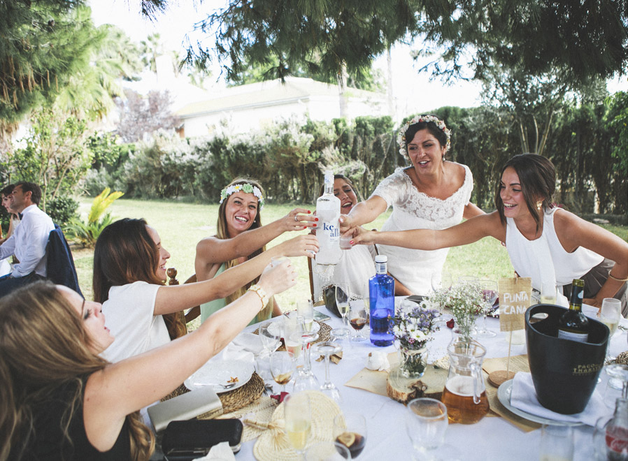46 brindis amigas novia