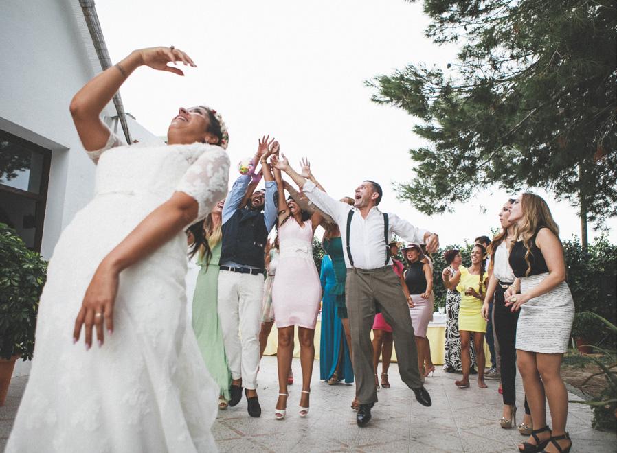 53 ramo amigos novia boda