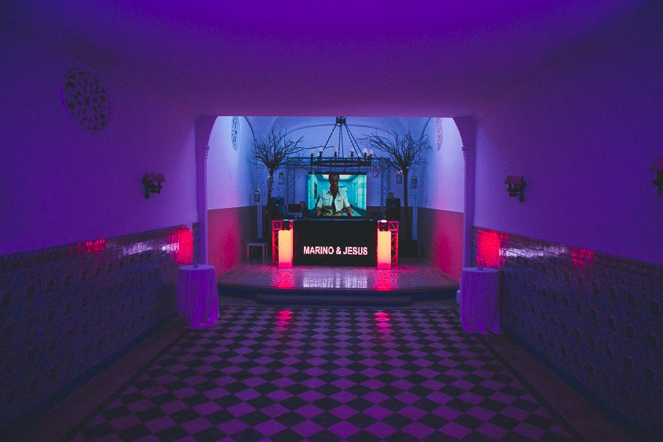 60 interior discoteca masia aldamar