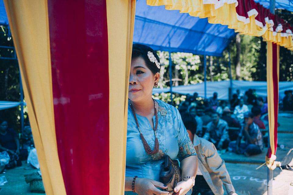 17 boda en Sulawesi