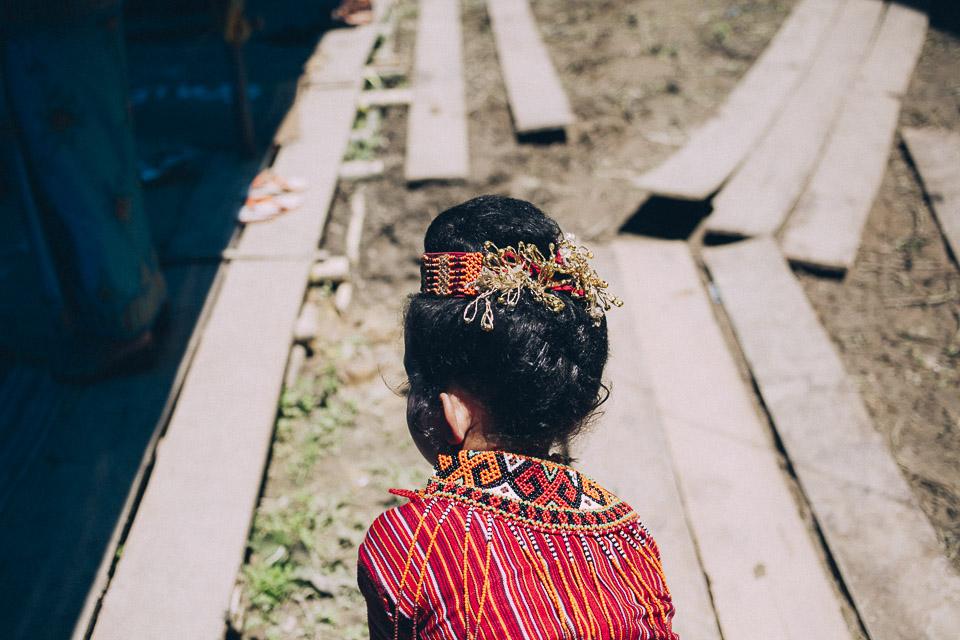 30 detalle de peinado boda en Indonesia