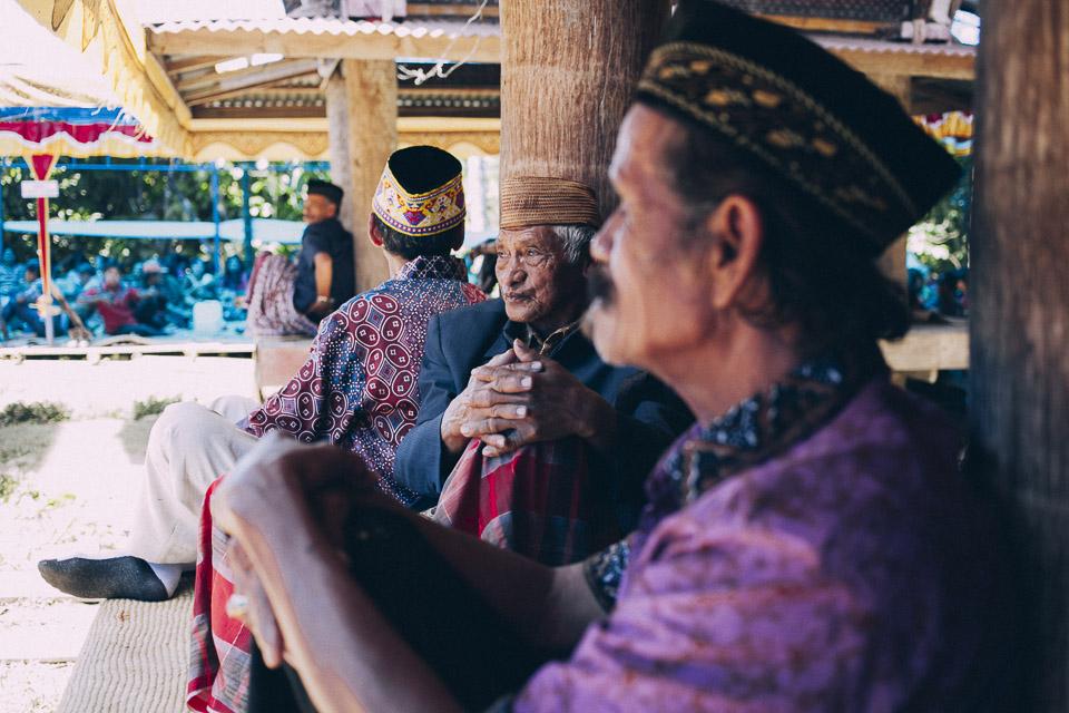 35 ancianos invitados a boda
