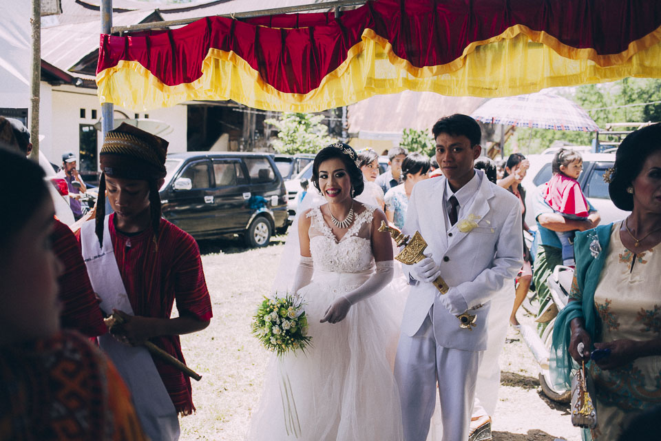 41 pareja de novios boda indonesia