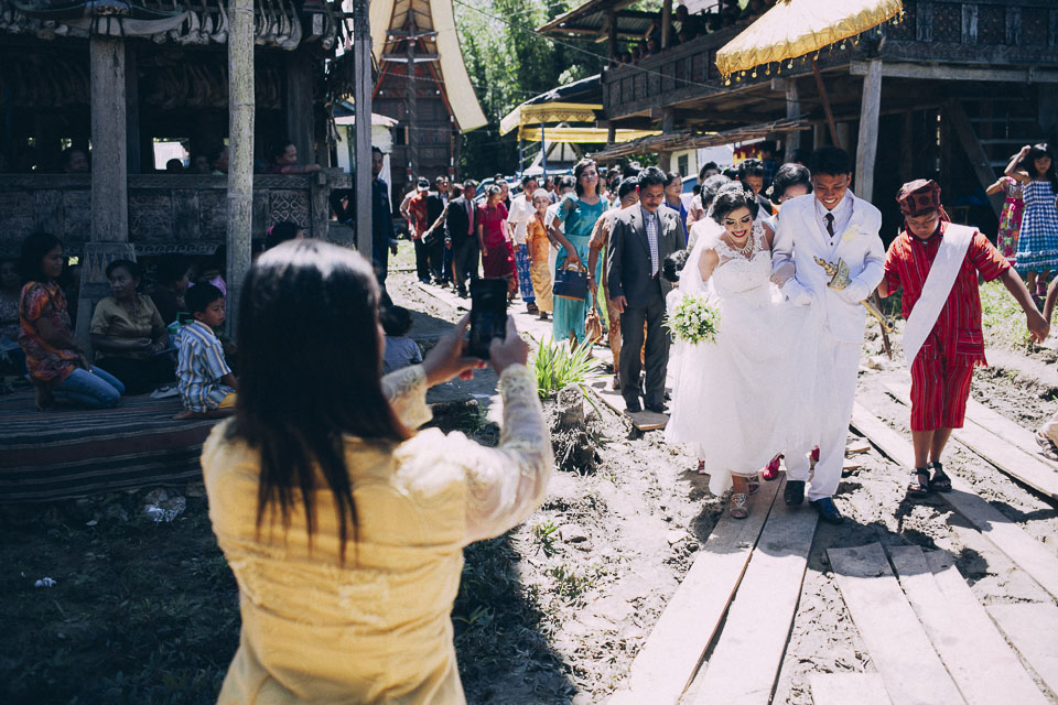45 fotos a novios boda indonesia