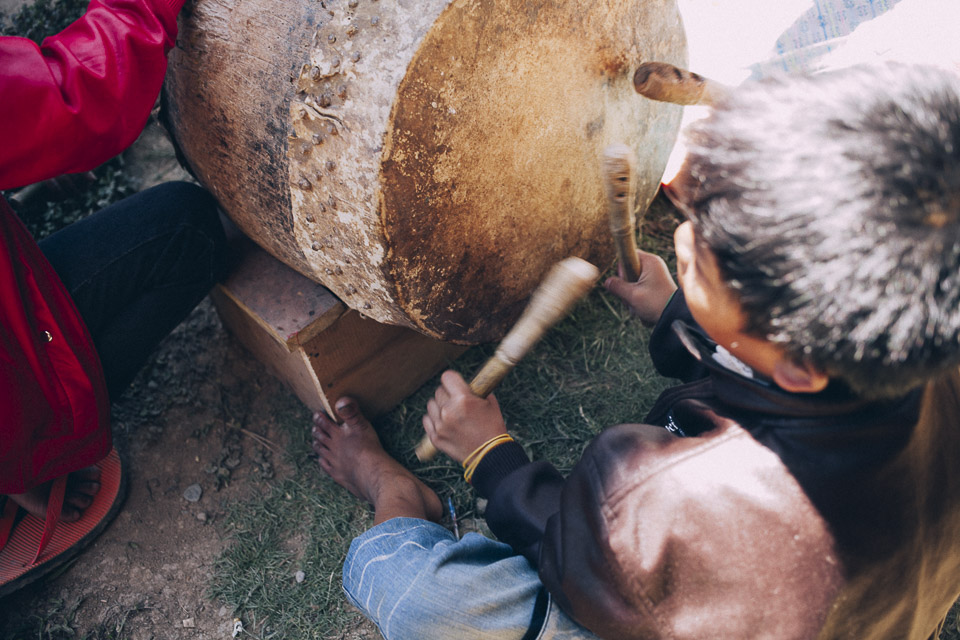 48 tambores de boda