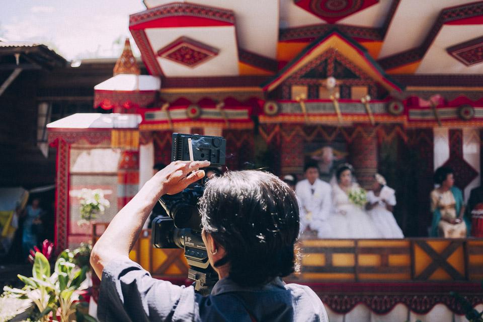 53 camara de video en boda