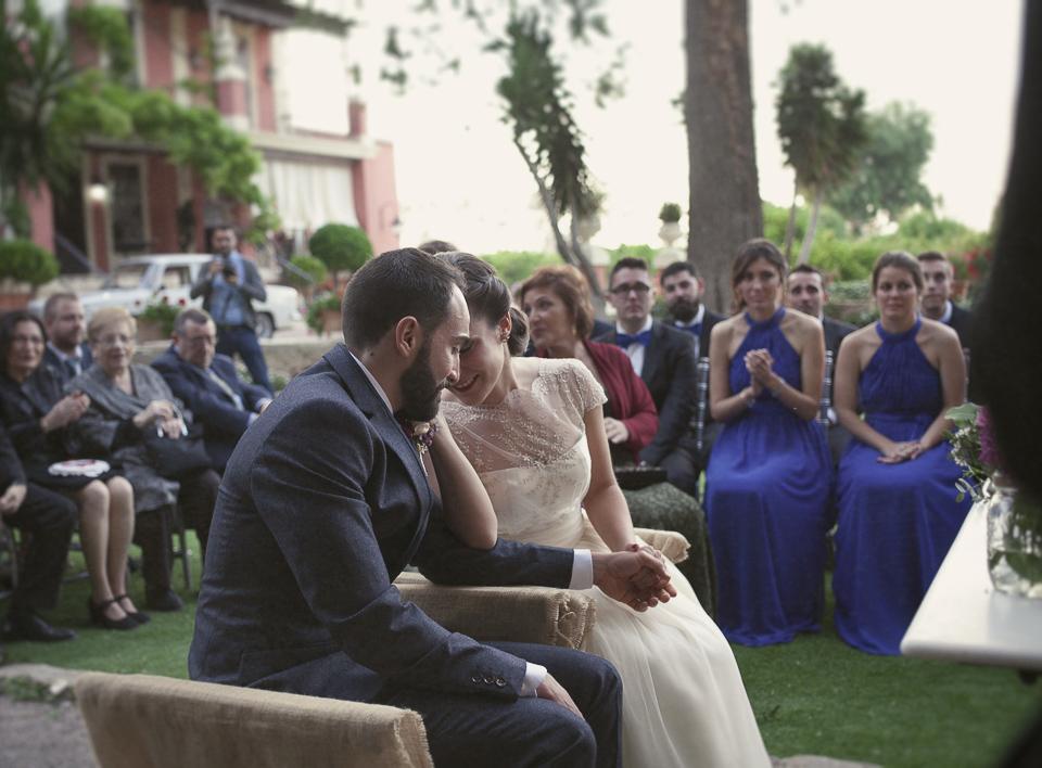 Ceremonia en Villa Delia