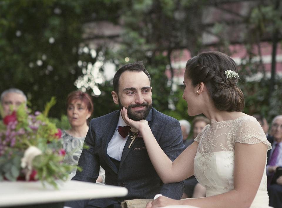 39 emoción en boda