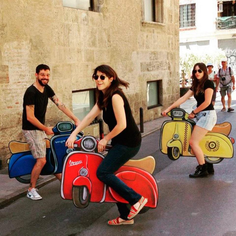 photocall motos