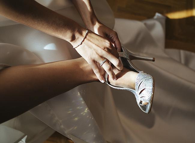 zapato elegante