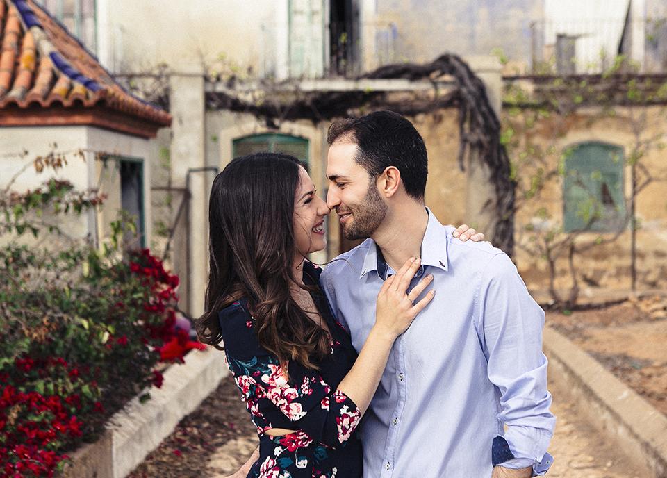 pareja enamorada fandi