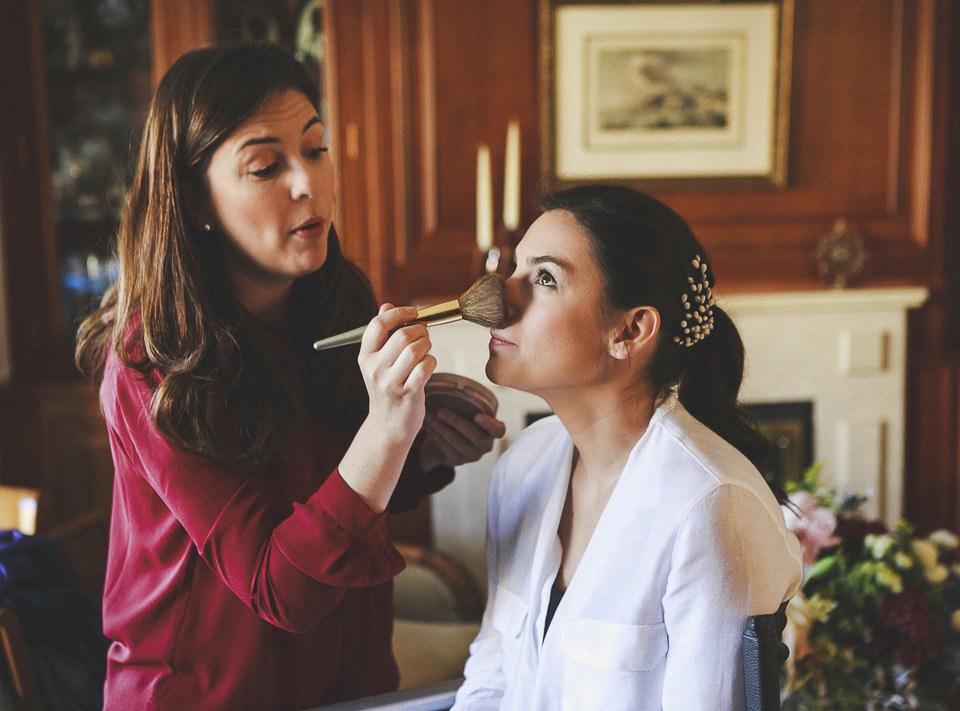 11 maquillaje nariz de novia