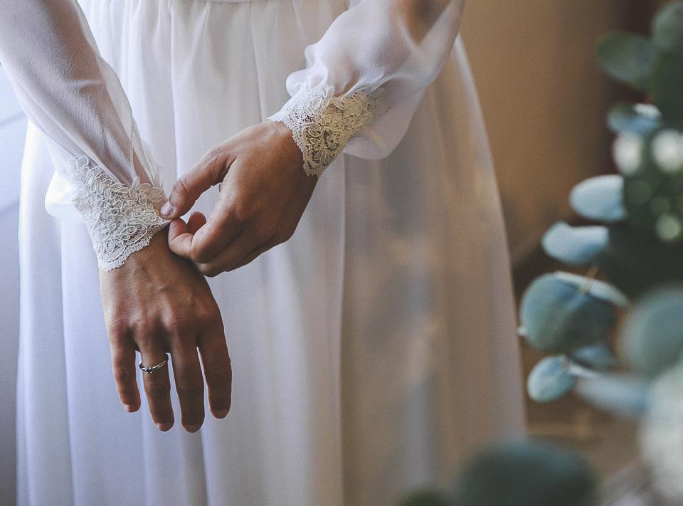 16 vestido de novia