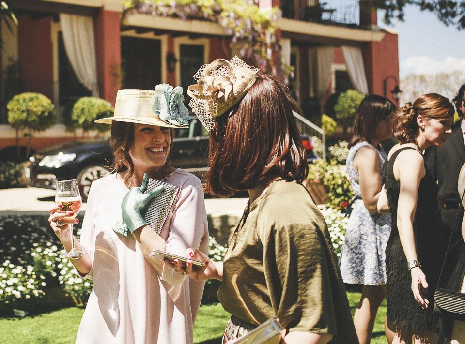 58 invitadas boda villadelia