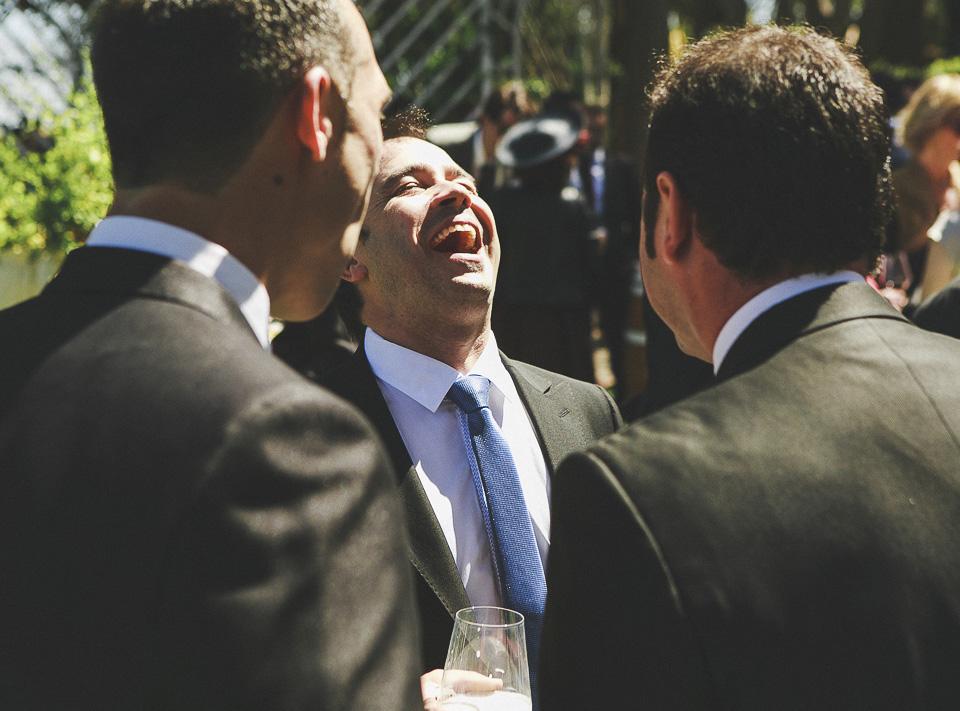 62 risas en cocktail boda