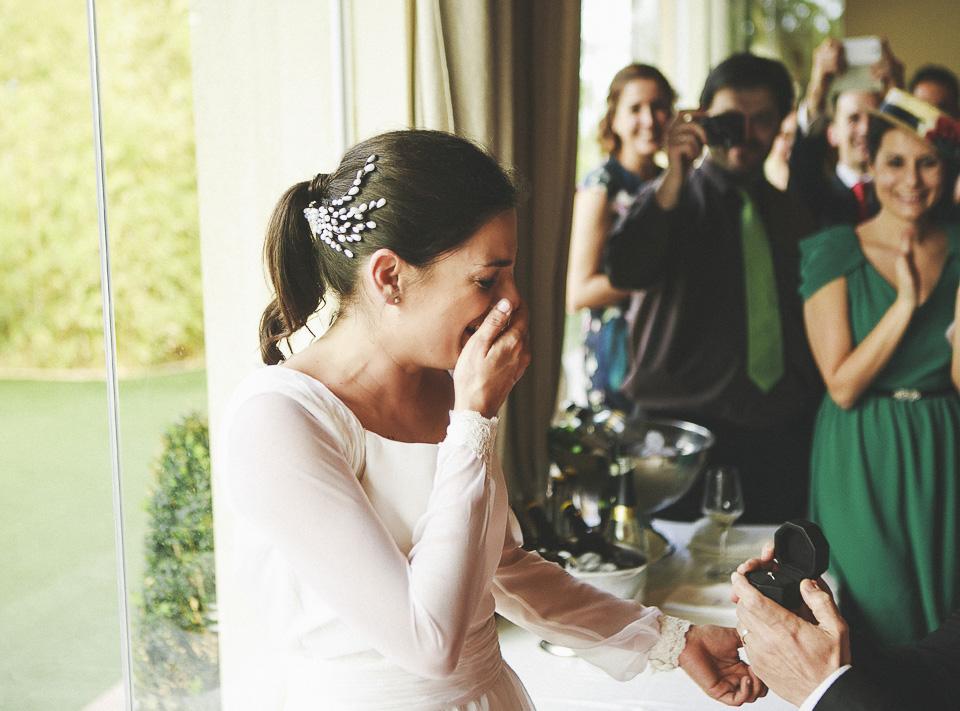 70 anillo sorpresa para novia
