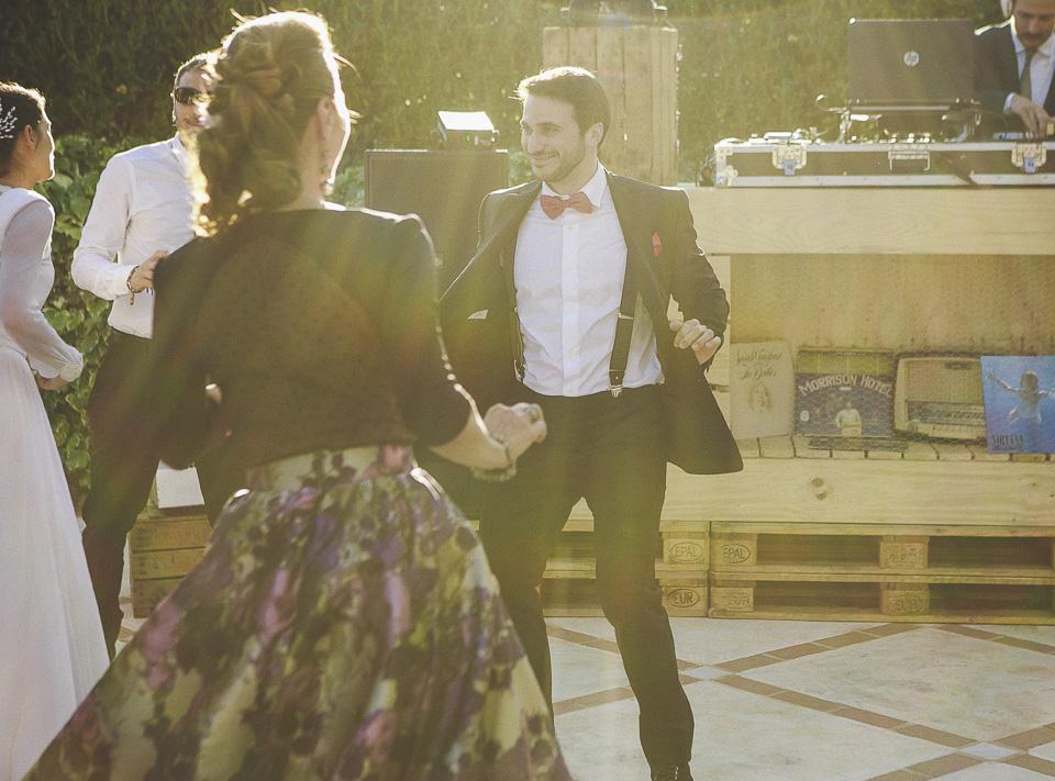 80 baile de novio