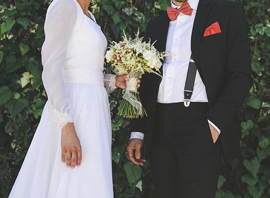 Una boda con sorpresa