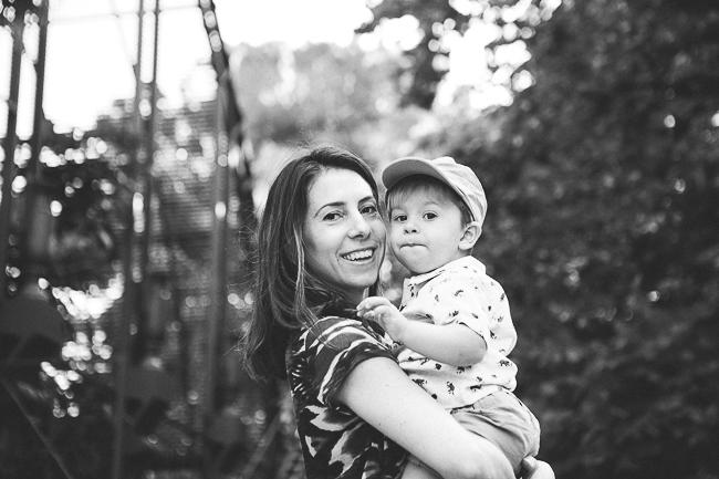 12 retrato de madre con hijo