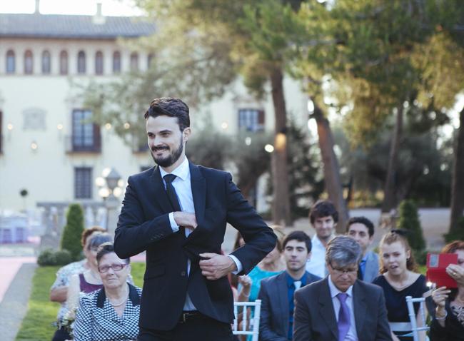14 hermano llevando anillos bodas fandi