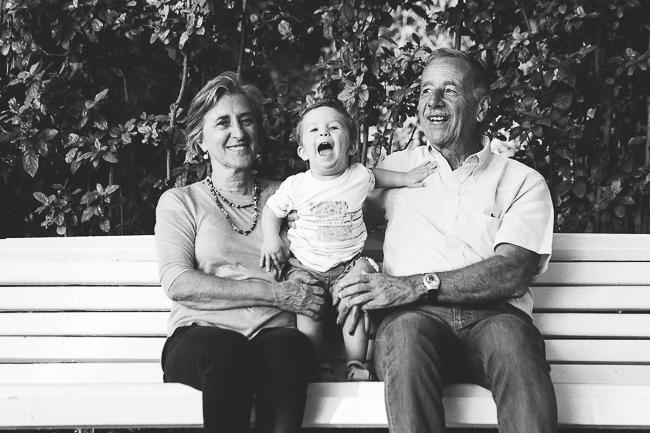 16 foto con abuelos