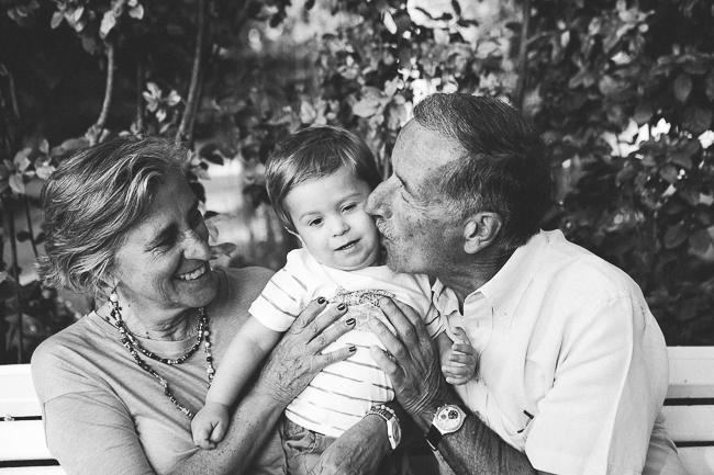 17 beso de abuelos
