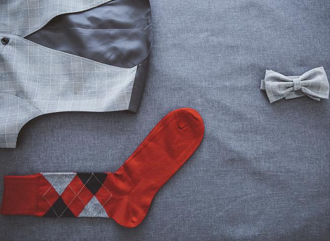 05 calcetines rojos