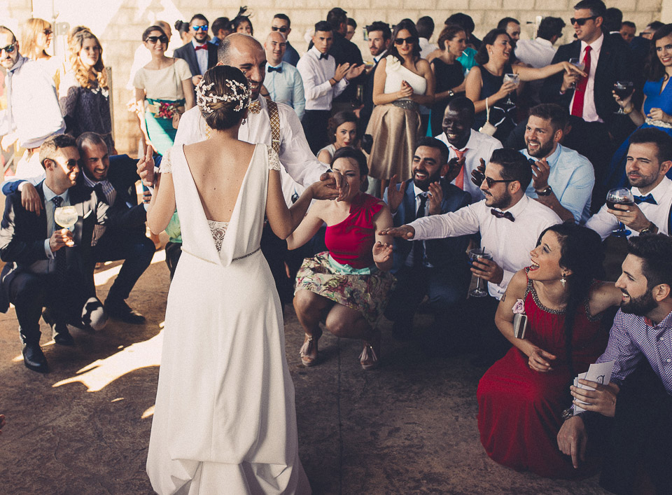 107 baile de novios con flashmob