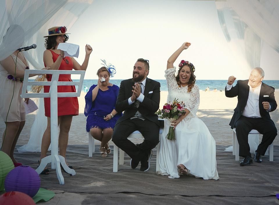 108 novios felices en ceremonia saler valencia