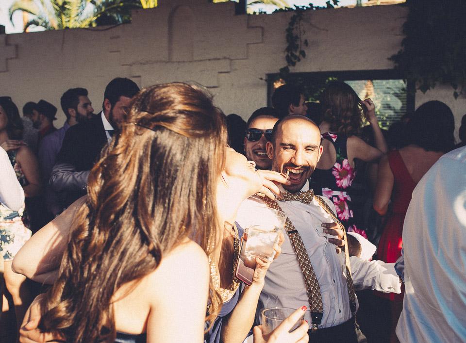 112 fiesta en boda civil siglo21