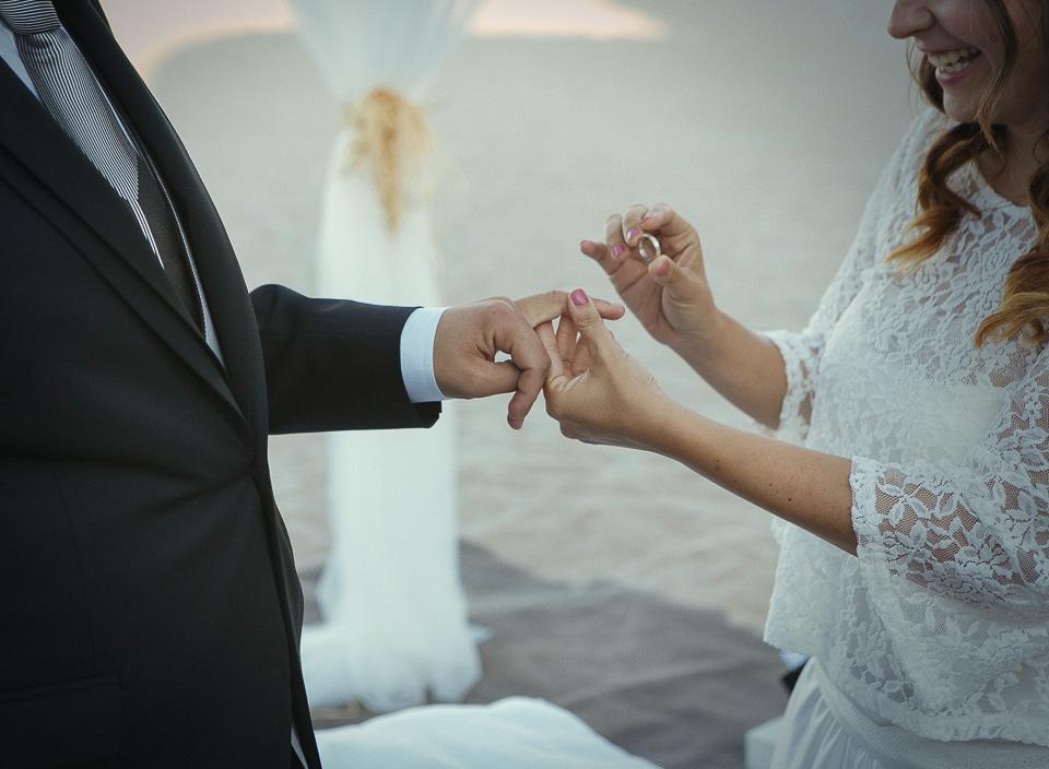 117 entrega de anillos boda civil