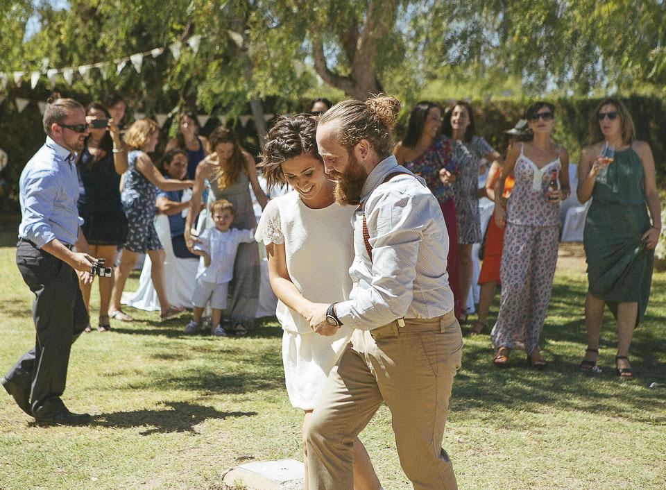 117 novios bailando