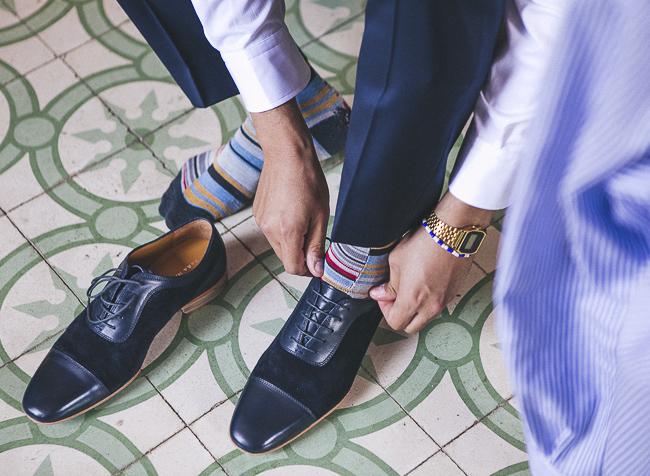 12 calcetines especiales